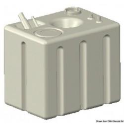 Réservoir carburant modulaire en polyéthylène réticulé