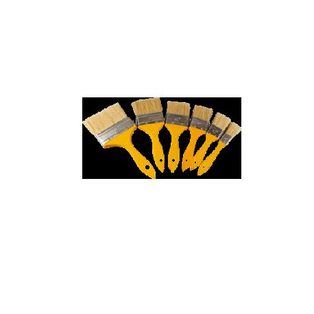 Pinceaux plastique