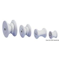 Réas de rechange en nylon pour daviers