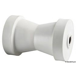 Rouleau central carène avec noyau en plastique