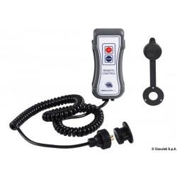 Télécommande pour guindeaux électriques