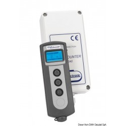 Radiocommande compte-mètres universelle MZ ELECTRONIC