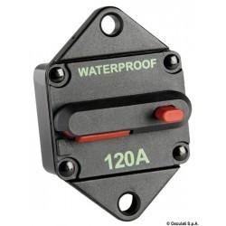 Coupe-circuits étanches de protection pour guindeaux et hélices de proue