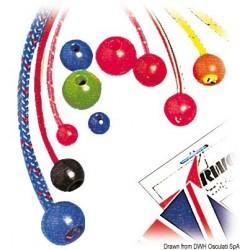 Boules Stopper en nylon de différentes couleurs