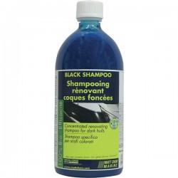 MATT CHEM - BLACK SHAMPOO - Shampooing concentré rénovant coques foncées