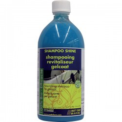 SHAMPOO SHINE SHAMPOOING CONCENTRE REVITALISEUR GELCOAT