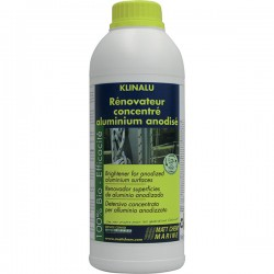 KLINALU : Nettoyant concentré aluminium anodisé
