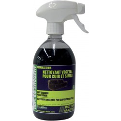 MATT CHEM - DEGREASE CUIR - Spray nettoyant spécial cuir