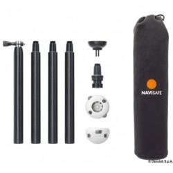 NAVIMOUNT kit de fixation et hampe pour lampes NAVISAFE