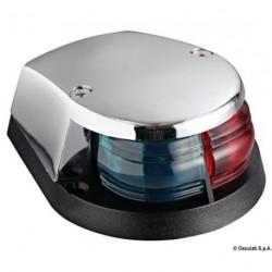 Feux de navigation bicolores rouge/vert de proue en ABS