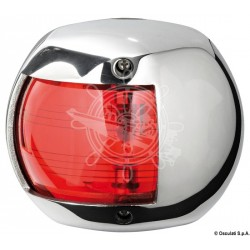 Feux de navigation Classic 12 en inox AISI 316 poli miroir