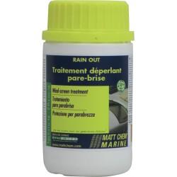 MATT CHEM - RAIN OUT - Protection anti-salissure pour pare-brise et vitres
