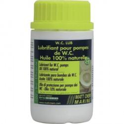 MATT CHEM - W.C. LUB - Huile de protection pour W.C.