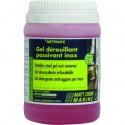 NETTINOX : Gel dérouillant nettoyant passivant inox