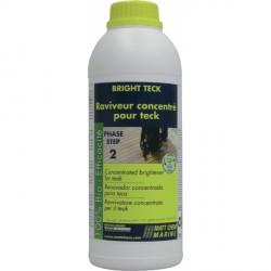 MATT CHEM - BRIGHT TECK - Raviveur concentré teck et bois exotiques