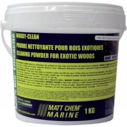 MATT CHEM - WOODY-CLEAN - Nettoyant pour bois éxotiques (Ipé, Iroko,...)