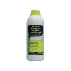 SUPCLEAN: nettoyant concentré végétal pour skai et vinyle