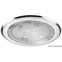 Plafonnier LED sans encastrement