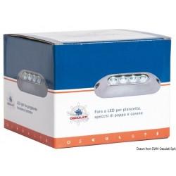 Projecteur sous-marin LED pour passerelles, miroirs de poupe et carènes