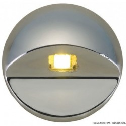 Lumière de courtoisie LED à encastrer Alcor