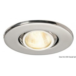 Spot LED orientable compact ALTAIR