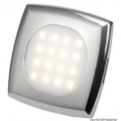 Plafonnier LED à encastrer Square