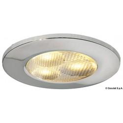 Plafonnier LED Montsarrat à encastrer