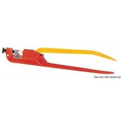 Pince pour sertissage des cosses sur câbles électriques