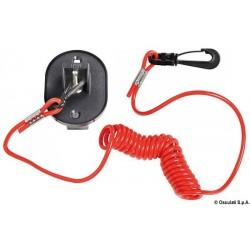 Interrupteur de sécurité - coupe le courant