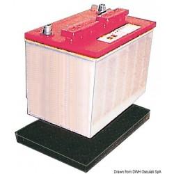 Plateau porte-batterie