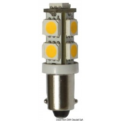 Ampoule LED pour feux, feux de courtoisie et feux de navigation culot BA9S