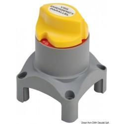 Interrupteur sensible à la tension (répartiteur de charge sur deux batteries) et batterie parallèle de secours