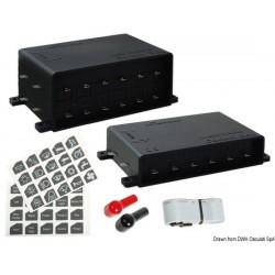Panneau électrique Touch Control ultra-plats