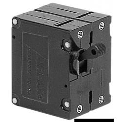 Interrupteurs AIRPAX / SENSATA automatiques magnéto/hydrauliques bipolaires pour courant alterné