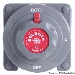 Interrupteur/coupleur pour batteries Selecta
