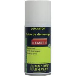 MATT CHEM - DEMARTOP - Fluide de démarrage pour moteur