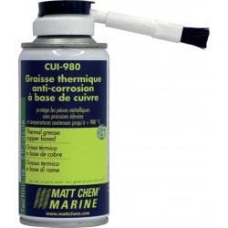MATT CHEM - CUI-980 - Graisse thermique à base de cuivre