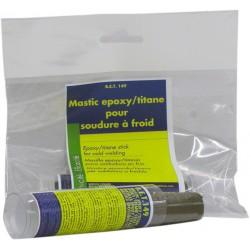 MATT CHEM - B.E.T. 149 - Mastic epoxy / titane pour soudure à froid