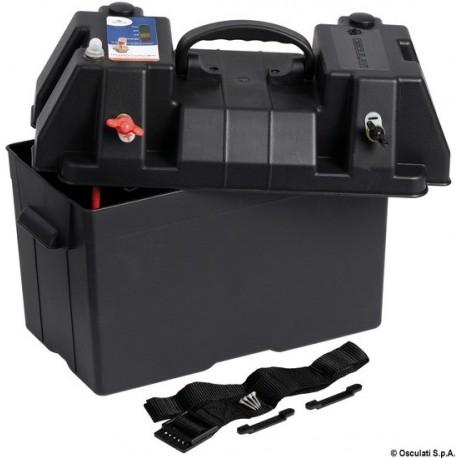 Boîte porte-batterie Power Center