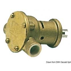Pompe type NAUCO ST114, bridée, application directe sur le moteur