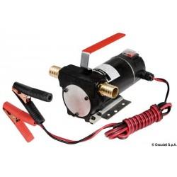 Pompe fixe / portable pour transvasement gasoil