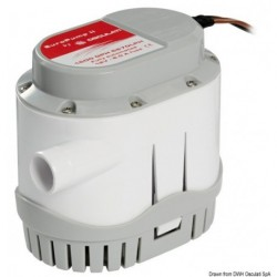 Pompe de fond de cale Europump II automatique