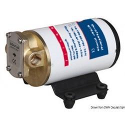Pompe aspiration automatique pour huile - gasoil - fluides visqueux
