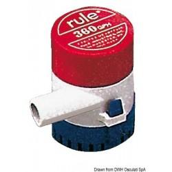 Pompe immergée RULE 360 et 500