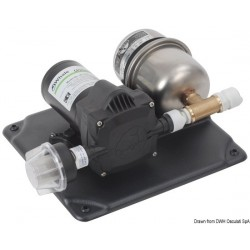 Système intégré autoclave et réservoir d´accumulation