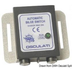 Interrupteur électronique automatique pour tous les types de pompe de fond de cale